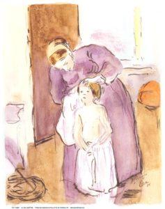 The Toilette by Ellie Dias