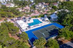 The Village of White Cliffs Tennis & Pool