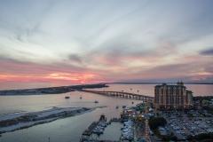 Destin Harbor Drone 2016-18