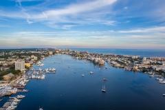 Destin Harbor Drone 2016-3