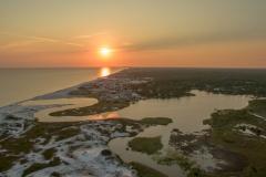 Western Lake Sunset-2