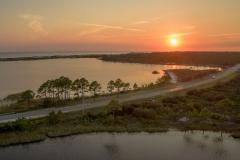 Western Lake Sunset-3