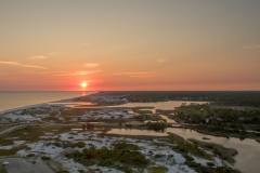Western Lake Sunset-4