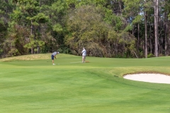 Burnt Pine Golfers