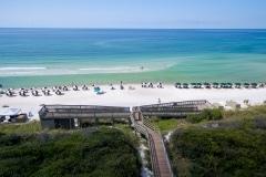 Rosemary Beach Access Drone-14