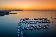 April 2017 Baytowne Marina Sunset-2