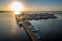 April 2017 Baytowne Marina Sunset