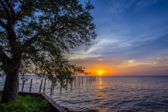 8-4 sunset