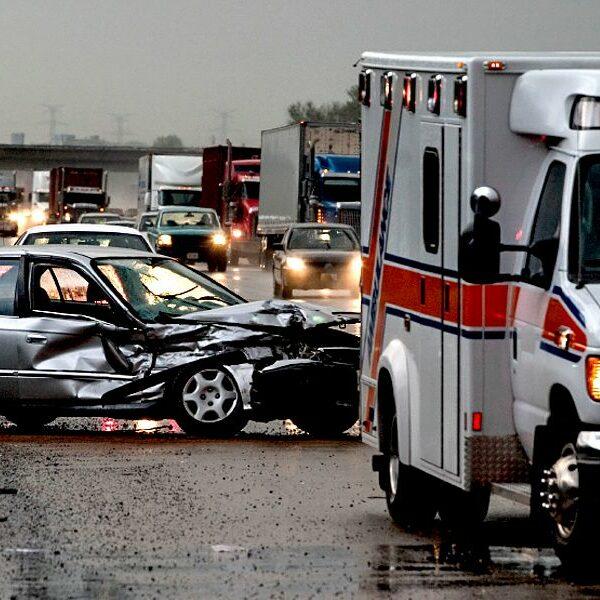 Auto-Truck-Accident