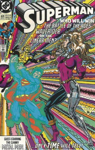 superman vol. 2 #61