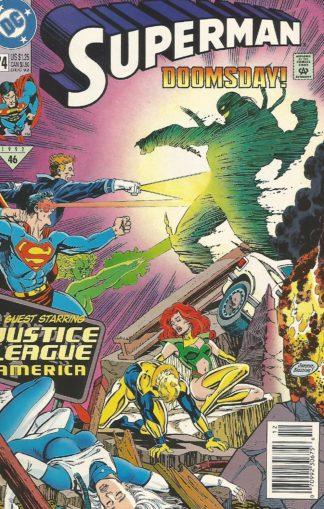 Superman Vol 2 #74