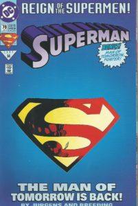 Superman Vol 2 #78