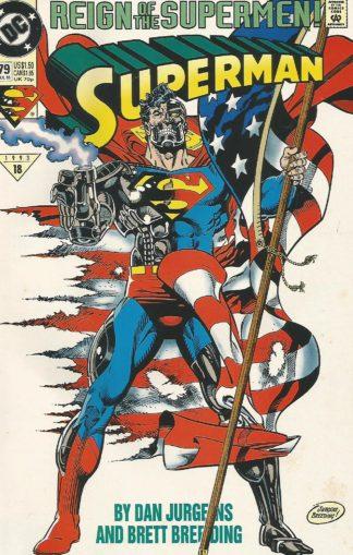 Superman Vol 2 #79