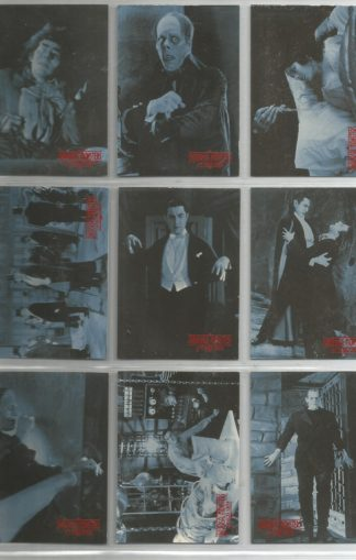 1996 Universal Monsters of the Silver Screen - 1
