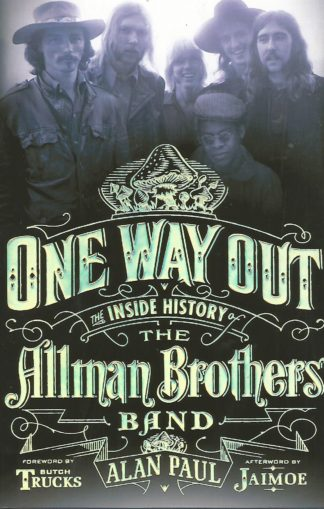 Allman Brother's Band One Way Out