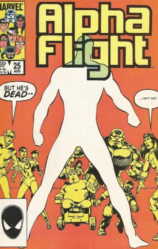Alpha Flight #025