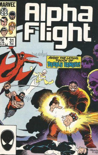Alpha Flight #031