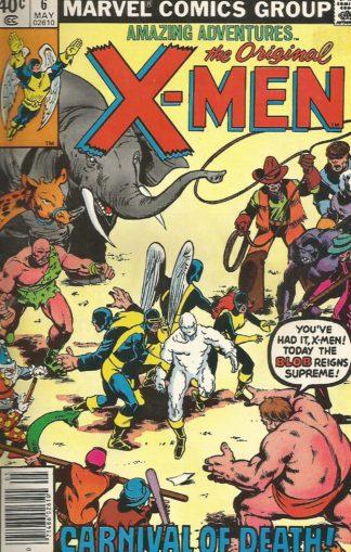 Amazing Adventures Volume 2 #006