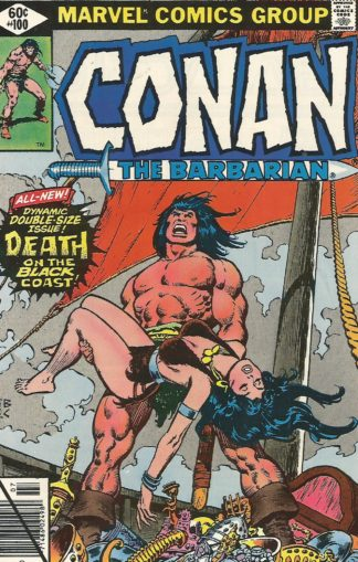 Conan the Barbarian #100
