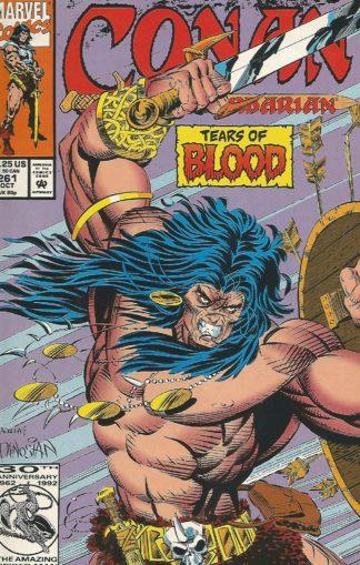 Conan the Barbarian #261