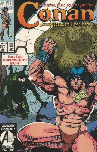 Conan the Barbarian #267