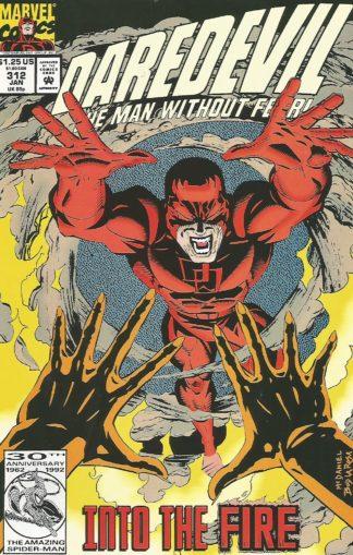 Daredevil #312