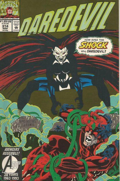 Daredevil #314