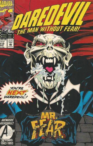 Daredevil #315