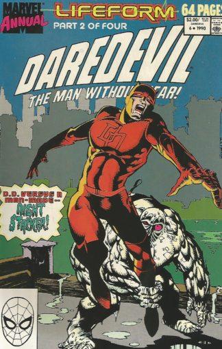 Daredevil Annual #06