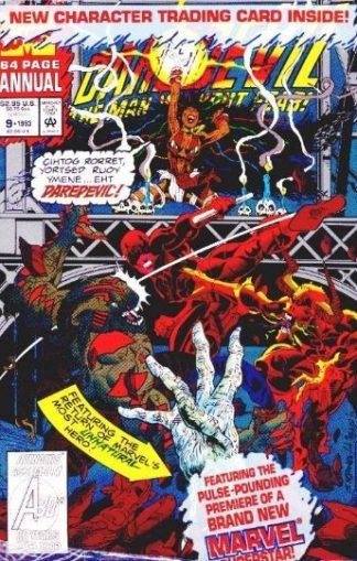 Daredevil Annual #09