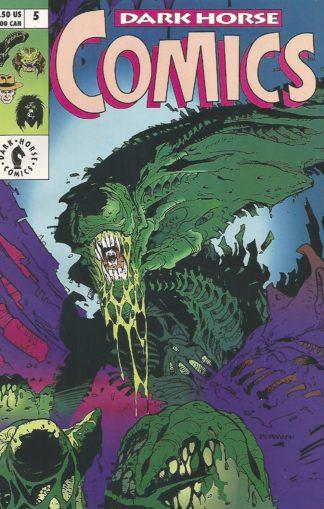 Dark Horse Comics #005
