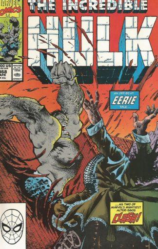 Incredible Hulk Volume 2 #368