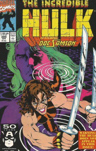 Incredible Hulk Volume 2 #380