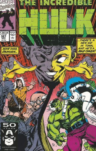 Incredible Hulk Volume 2 #387