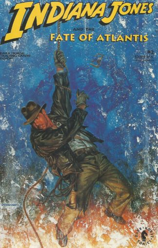 Indiana Jones and the Fate of Atlantis #02