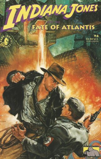 Indiana Jones and the Fate of Atlantis #04