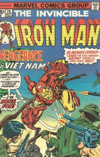 Iron Man #078