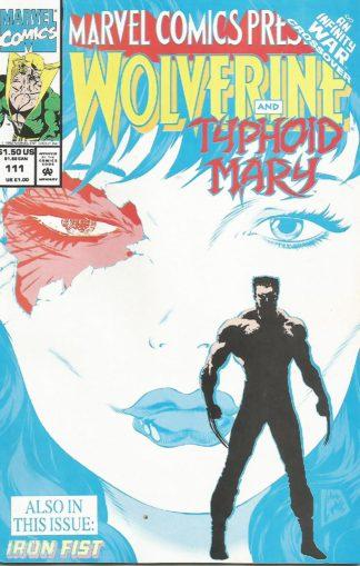 Marvel Comics Presents #111a