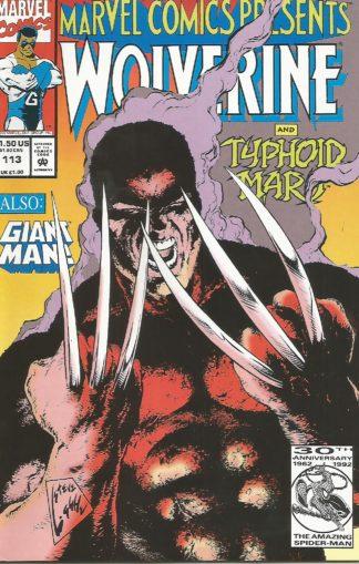 Marvel Comics Presents #113a