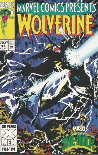 Marvel Comics Presents #124a