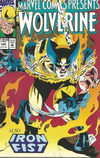 Marvel Comics Presents #128a
