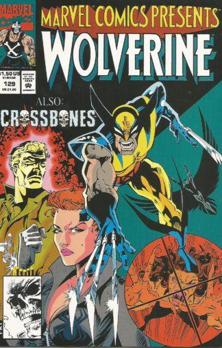 Marvel Comics Presents #129a