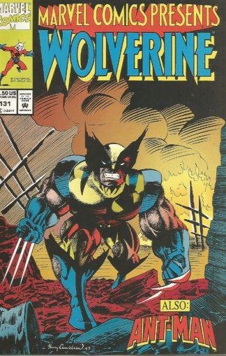 Marvel Comics Presents #131a
