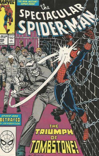 Spectacular Spider-Man #155