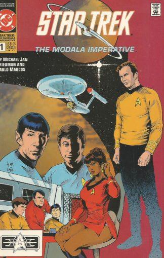 Star Trek The Modala Imperative #01