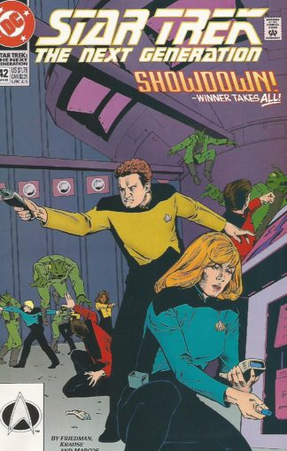 Star Trek the Next Generation Volume 2 #042