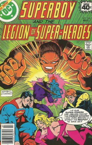 Superboy #249