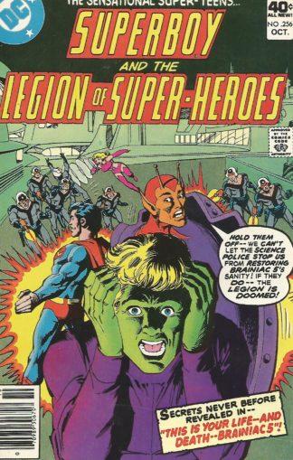 Superboy #256