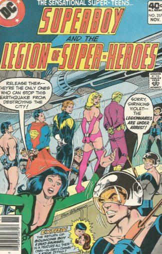 Superboy #257