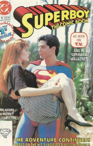 Superboy Volume 2 #01